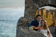 Άγις & Κατερίνα - Μια μαγική φωτογράφιση με φόντο το Κάστρο της Μονεμβασιάς! (φωτο+video)