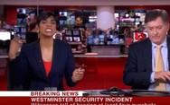 Η κίνηση της παρουσιάστριας του BBC που προκάλεσε αντιδράσεις (video)