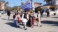Ο εορτασμός της 25ης Μαρτίου στο Τρίκορφο Ναυπακτίας (video)