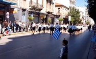 Το Πανεπιστήμιο Πατρών στην παρέλαση της 25ης Μαρτίου 2017 (video)