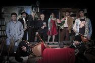 'Δι' ευχών των Αγρίων Πατέρων Ημών' στο Θέατρο Λύχνος