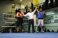 Πατρινοί διεκδικούν την πρόκριση στην τελική φάση της Β' Κατηγορίας Πυγμαχίας (pics)