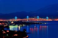 Η Γέφυρα Ρίου - Αντιρρίου συμμετέχει στη διεθνή κινητοποίηση 'Light It Up Blue'