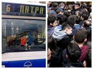 Μια... απλή καθημερινή διαδρομή της 'γραμμής 6' προς το Πανεπιστήμιο Πατρών! (video)