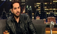 Χρήστος Μάστορας: 'Στα 17 ήμουν 30 κιλά παραπάνω' (video)