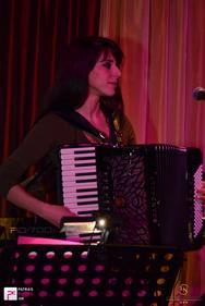 Μίλτος Πασχαλίδης & Μιρέλα Πάχου στο Hotel Nafpaktos 07-04-17 Part 1/2
