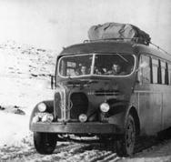 Ρετρό: Πάτρα - Αθήνα με το λεωφορείο εν έτει 1938!