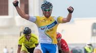 Ο Πατρινός, Λουκάς Καταπόδης πάει για την διάκριση στο UCI Rhodes Gran Fondo (pics)