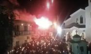 Ίσωμα Αχαΐας - Εντυπωσιακό και φέτος το 'Χριστός Ανέστη'! (video)