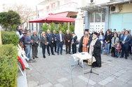 Πάτρα - Τελέστηκε το ετήσιο μνημόσυνο για τα θύματα της έκρηξης στην οδό Βότση (φωτο)