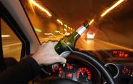 Ιόνια Οδός - Οδηγούσε μεθυσμένος και ενεπλάκη σε τροχαίο με υλικές ζημιές