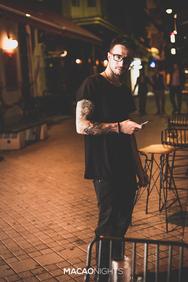 Greek Night at Macao Rf Street 17-04-17