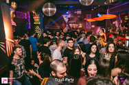 Trash Party at Mods Club 19-04-17