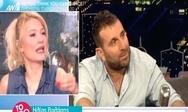 Ένταση στο Πρω1νό για τις δηλώσεις του Ηλία Βαλάση στον Αρναούτογλου (video)