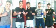 Πυγμαχία: Η Εθνική ομάδα Νέων - Παίδων προπονείται στην Πάτρα