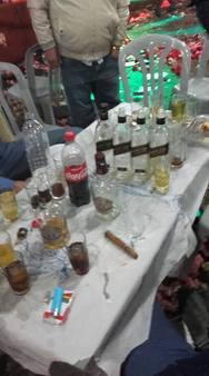 Ποια κρίση; Μπουκάλια με ουίσκι έκαιγαν σε πανηγύρι στο Τζάιλο Αχαΐας! (δείτε video)