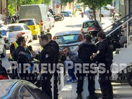 Συνελήφθη άμεσα o δράστης της επίθεσης με σφυρί στον Τάκη Τσουκαλά (pics)