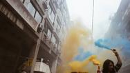 Οι μαυροδάφνες και τα πυροτεχνήματα 'απέκλεισαν' τα group του Πατρινού Καρναβαλιού!