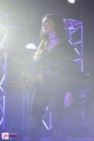 Η Πατρινή, Μαίρη Μητρούλια ανέβηκε στη σκηνή με τον Πάνο Μουζουράκη! (pic+video)