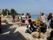 Πάτρα - Μαθητές, κάτοικοι και εργαζόμενοι του Δήμου δενδροφύτευσαν την παραλία των Βραχνεΐκων! (φωτο)
