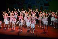 Η Πολυφωνική χορωδία της Πάτρας στο 1ο φεστιβάλ Active Children!