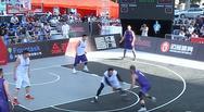 Μπάσκετ: Απίστευτη ντρίμπλα σε αγώνα 3X3 (video)