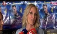 Η Πέγκυ Ζήνα για το τροχαίο του Λύρα: «Τρόμαξα πολύ, ανησύχησα…»! (video)