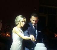 Γάμος για ένα όμορφο Πατρινό ζευγάρι - Ο dj Freespirit και η Πολυτίμη ανέβηκαν τα σκαλιά της εκκλησίας!
