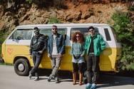 Η Πατρινή μπάντα, Space Soda, πήγε στη λίμνη Φενεού για το νέο της single! (pics+video)