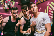 Trash Party at Mods Club 10-05-17 Part 2/2