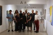 Με επιτυχία παρουσιάστηκε η ομαδική έκθεση 'Greek Artists Trips' (pics)
