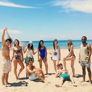 Η παραλία της Καλόγριας στο επίκεντρο διαφημιστικής καμπάνιας πασίγνωστου προϊόντος (pics)
