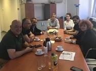 Πάτρα: Συνάντηση της Δημοτικής Αρχής με στελέχη της Γέφυρας Ρίου-Αντιρρίου