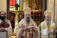 Θεία Λειτουργία για την επέτειο της Άλωσης της Κωνσταντινούπολης από την Μητρόπολη Πατρών (pics)