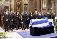 Δείτε live από τη Μητρόπολη Αθηνών την κηδεία του Κωνσταντίνου Μητσοτάκη
