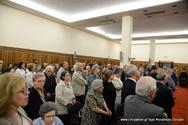 Συγκίνηση στην εκδήλωση για την Άλωση της Πόλεως στην Διακίδειο Σχολή Λαού Πατρών (pics)