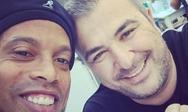 Selfie με τον Ronaldinho έβγαλε ο Αντώνης Ρέμος!