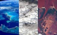 Αστροναύτες επέστρεψαν στη Γη έπειτα από 200 ημέρες (video)