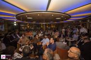 """Παρουσίαση λευκώματος """"Ιστορίες Εστίασης"""" στο πλοίο Superfast ΧΙ 01-06-2017 part 2/4"""