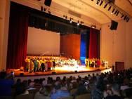 Πάτρα: Εντυπωσίασε η παράσταση «Οδύσσεια - Μια περιπλάνηση στους αιώνες» στο Συνεδριακό Κέντρο του Παν/μίου (pics)