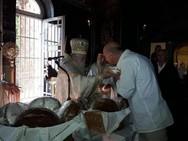 Αίγιο: Εορτή του Αγίου Πνεύματος και Ιερό Προσκύνημα στην Παναγία Τρυπητή (pics)