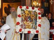 Πάτρα: Η εορτή του Αγίου Πνεύματος στην Ιερά Μητρόπολη (pics)
