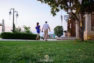 Σε βάπτιση στο Αίγιο η Άννα Μπενάκη - Ψαρούδα, σε γάμο την ίδια μέρα ο δήμαρχος Θανάσης Παναγόπουλος!