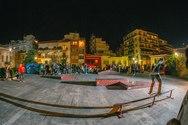 Πάτρα - Η πλατεία της Παντάνασσας μετατρέπεται σε... skatepark!