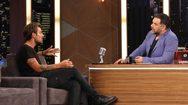 Έξαλλος ο Αρναούτογλου στη συνέντευξη με τον Χανταμπάκη (video)