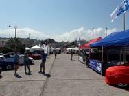 To 7o Patras Motor Show στο παλαιό λιμάνι ξεκίνησε - Δείτε φωτογραφίες