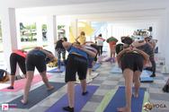 International Yoga Day στην Πλάζ 18-06-17 Part 1/2