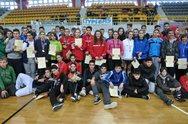 Σημαντικές διακρίσεις για τους Πατρινούς αθλητές στο πανελλήνιο πρωτάθλημα badminton u13