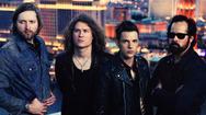 The Killers στην Πλατεία Νερού