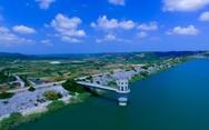 Το φράγμα του Πηνειού που δημιούργησε τη μεγαλύτερη λίμνη της Πελοποννήσου (φωτο)